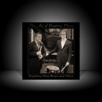<h5>Ragtime Duo Keys and Skins (Franco Di Nitto and Jarne Claesen) are on Google Play Music</h5>